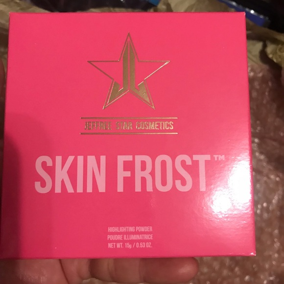 Jeffree Star Other - Jeffree Star skin frost so fu**ink gold